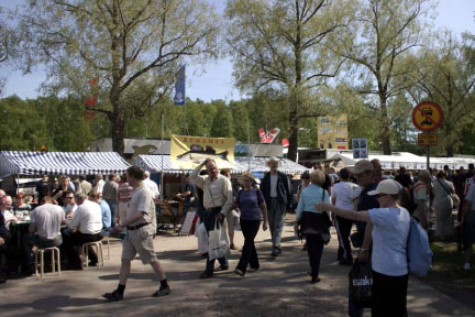 New winds are blowing at Riihimäki Sportsmen´s Fair