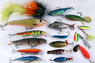Fishing tackle shops