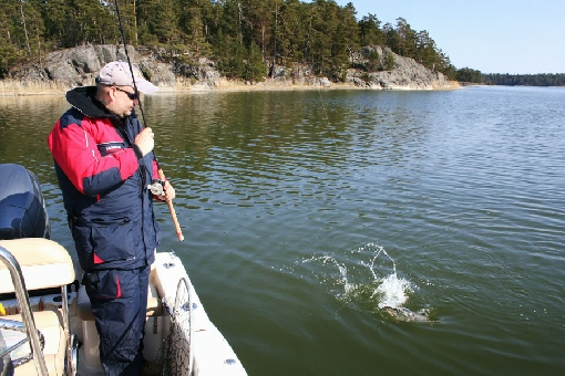 The Inkoo Archipelago is a great pike site.