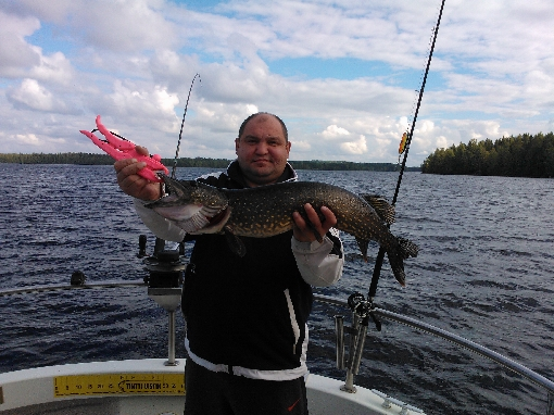 Accommodation for anglers national for Fishing in finland